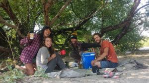Camp Piedra Parada