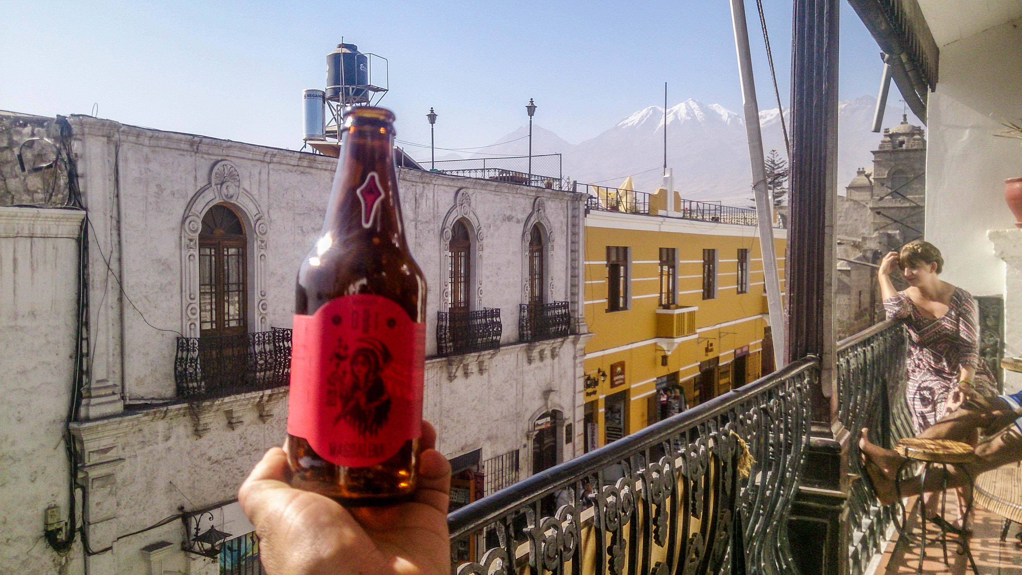 Chaqchao Chocolate Arequipa Beer Club