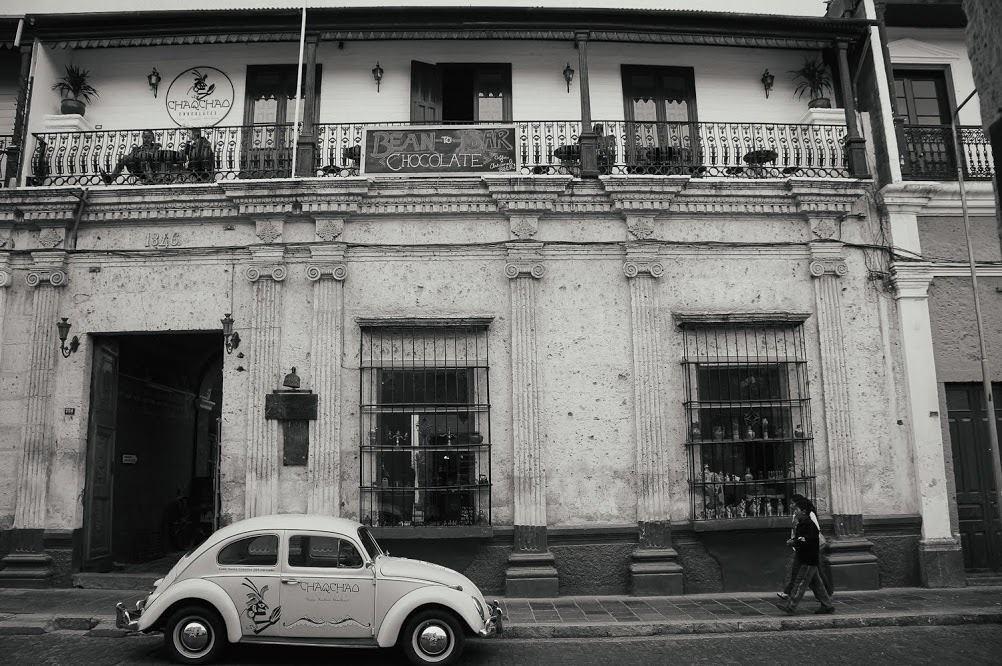 Chaqchao Arequipa Beer Club