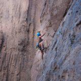 201502- Climbing6B in Piedra Parada-Argentina Dani Reyes-Acosta